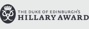 the-duke-of-edinburghs-hillary-award-logo
